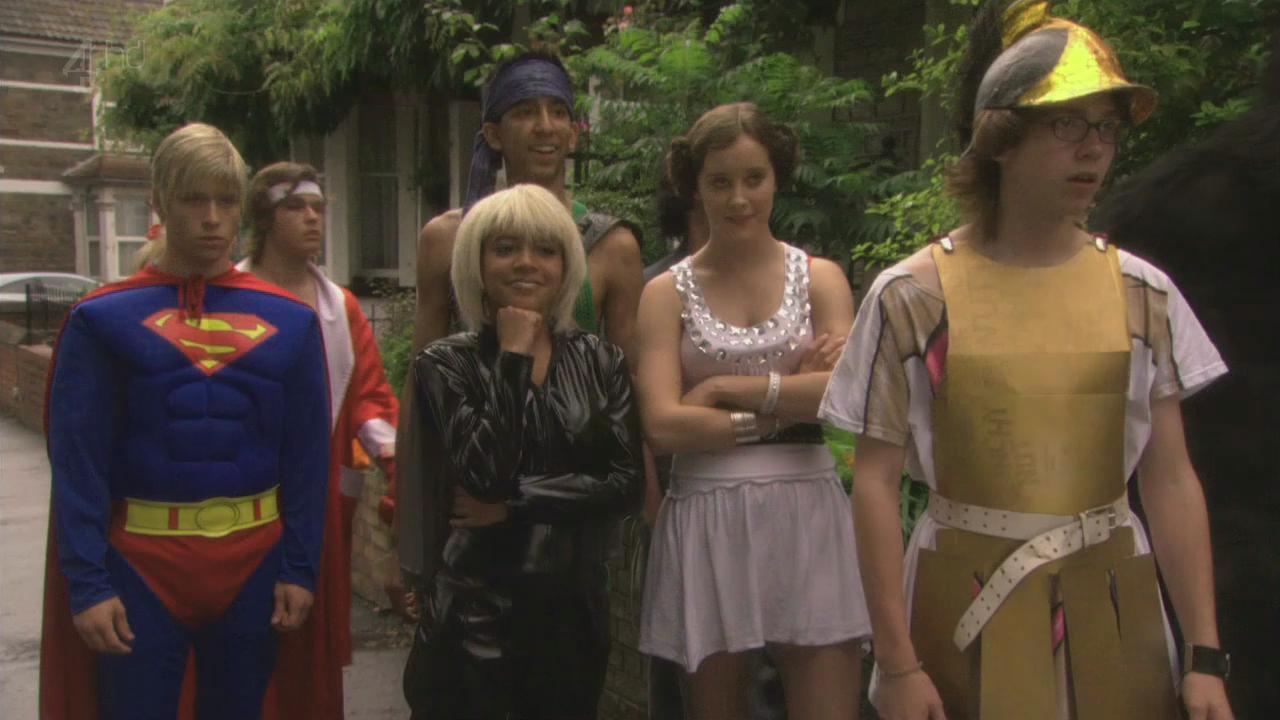 Skins season 4, skins season 4 (2010), neil biswas, jack oconnell, luke pasqualino, megan prescott, lisa backwell