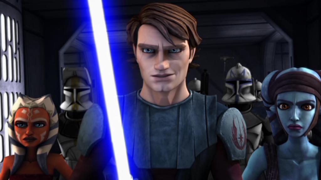 Секс персонажей с мультфильма зоряные войны войны клонов