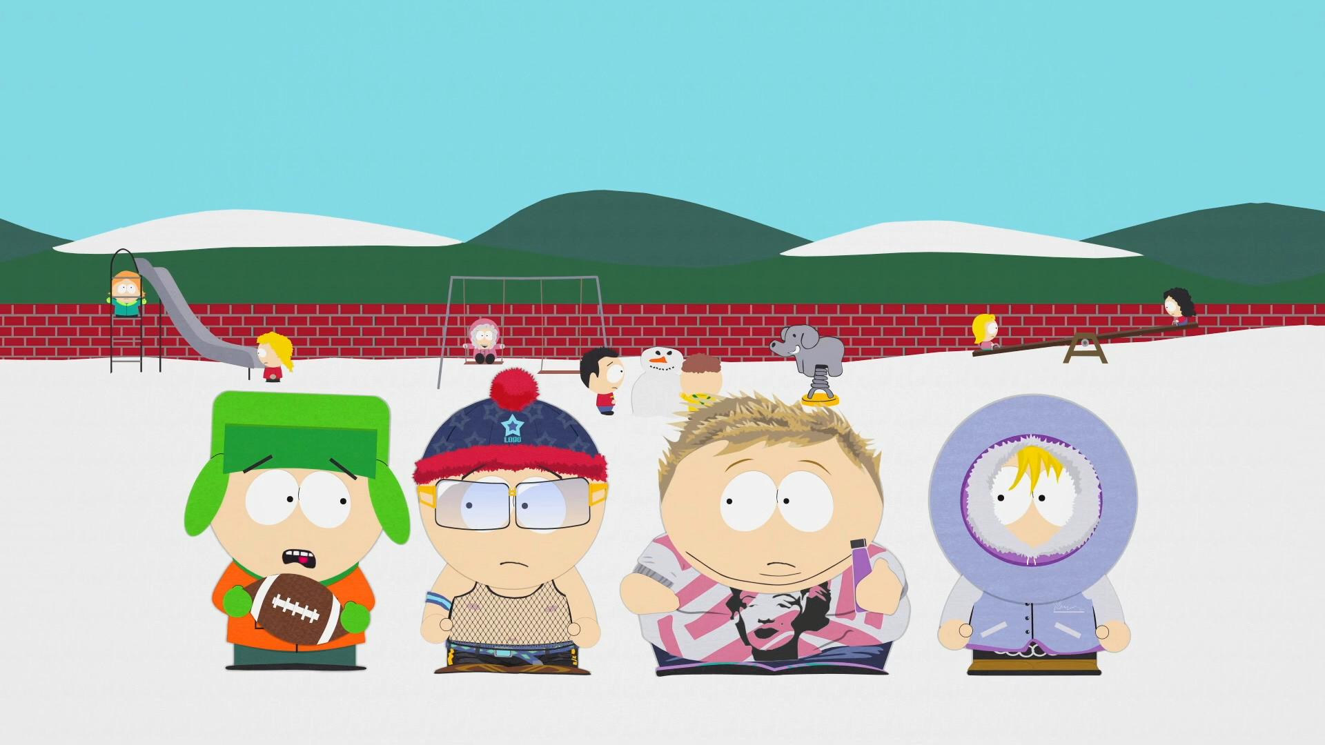 South park personaggi